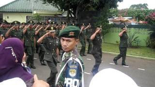 Penutupan Pelantikan Secaba PK XVIII
