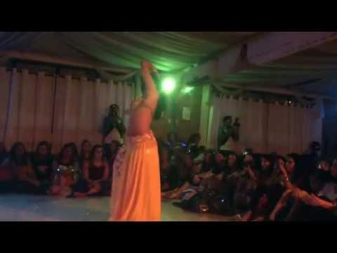 LIAH MAZZ - Fogo evento Lançamento DVD 4...