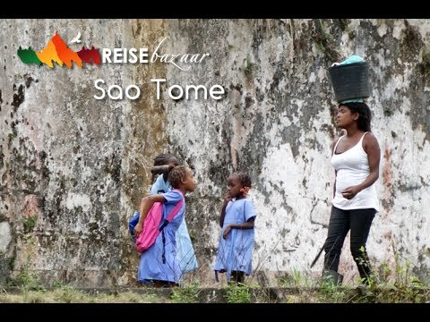 Sao Tome - A Friendly Island