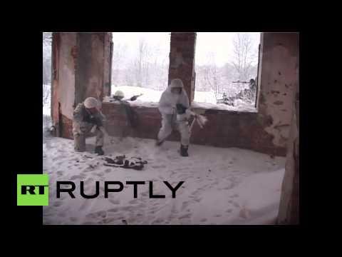 Russia: Northern Fleet test combat alertness in Arctic drills