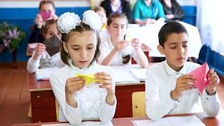Открытый урок математики в 4 классе.Ашагасталказмалярская СОШ.HD