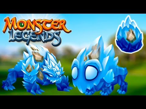 Monster Legends How to breed Ledovech