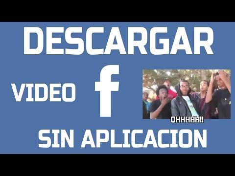 Como Descargar video de Facebook en Android sin aplicaciones Solo con URL