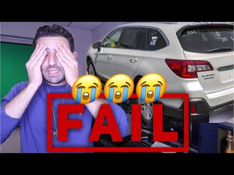 FAILED miserably negotiating a Subaru Outback. (Car Broker)