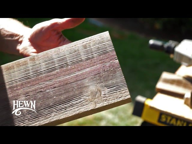 DIY - Cutting Better than Barnwood