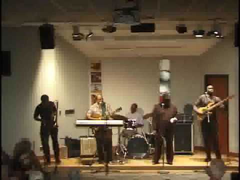 Blues Bash 2009 - Maurice John Vaughn/BJ Emery Band with Donald Ray Johnson