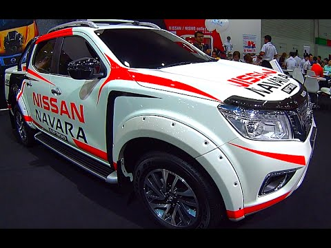 Nissan NAVARA, NP300 2015, 2016 Custom modified New model ...