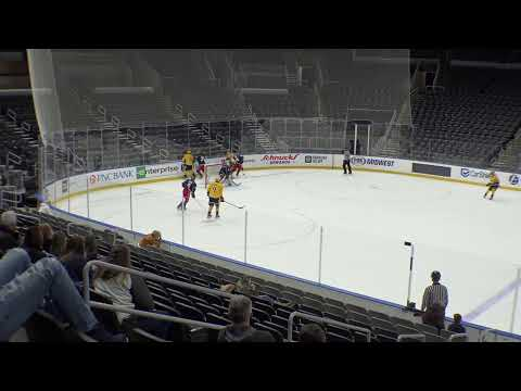 Nashville Jr. Predators AAA 15U Vs. Ohio Blue Jackets 15U AAA
