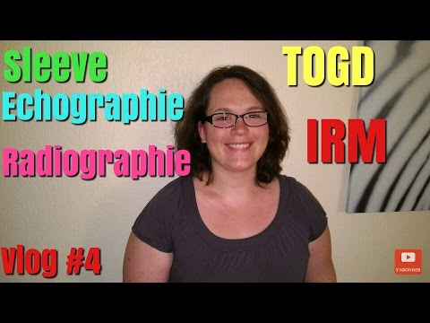 Sleeve examens biologiques ÉCHOGRAPHIE RADIOGRAPHIE IRM TOGD vlog #4 Sleeve