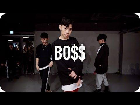 Bo$$  Jay Park ft Yultron, Loco & Ugly Duck  Jinwoo Yoon Choreography