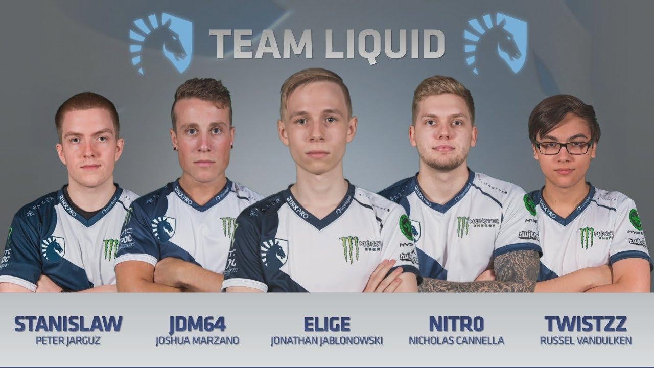 Liquid Cs Go