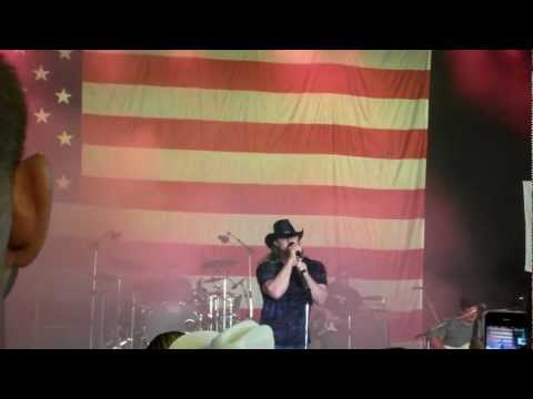 Trace Adkins  Welcome To Hell  Ramstein AFB 911 Tribute