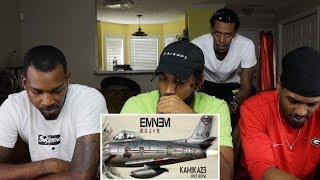 Eminem - The Ringer (Kamikaze) [REACTION]