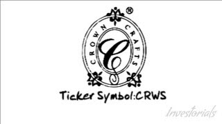 Crown Crafts Inc., Ticker Symbol: CRWS