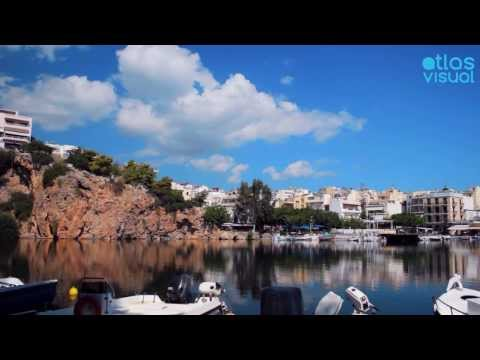 Crete, Greece - Agios Nikolaos - AtlasVisual