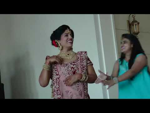 Welcome Dance By Bride's Mother| Collaboration Of Hindi And Punjabi Songs| Indian Punjabi Wedding