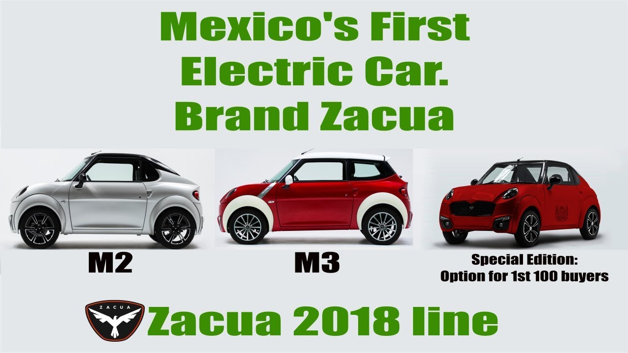 The First Mexican Electric Car