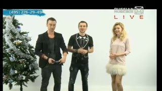 ВКонтакте Live - Юлианна  с премьерой клипа