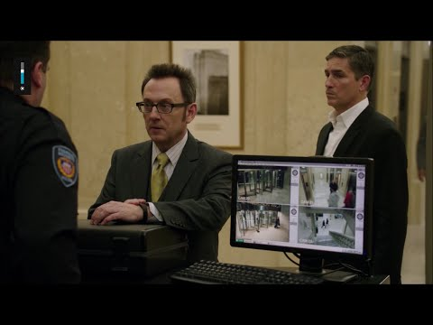 Person of Interest - My name is Harold, and this is a thermonuclear weapon (05x13)