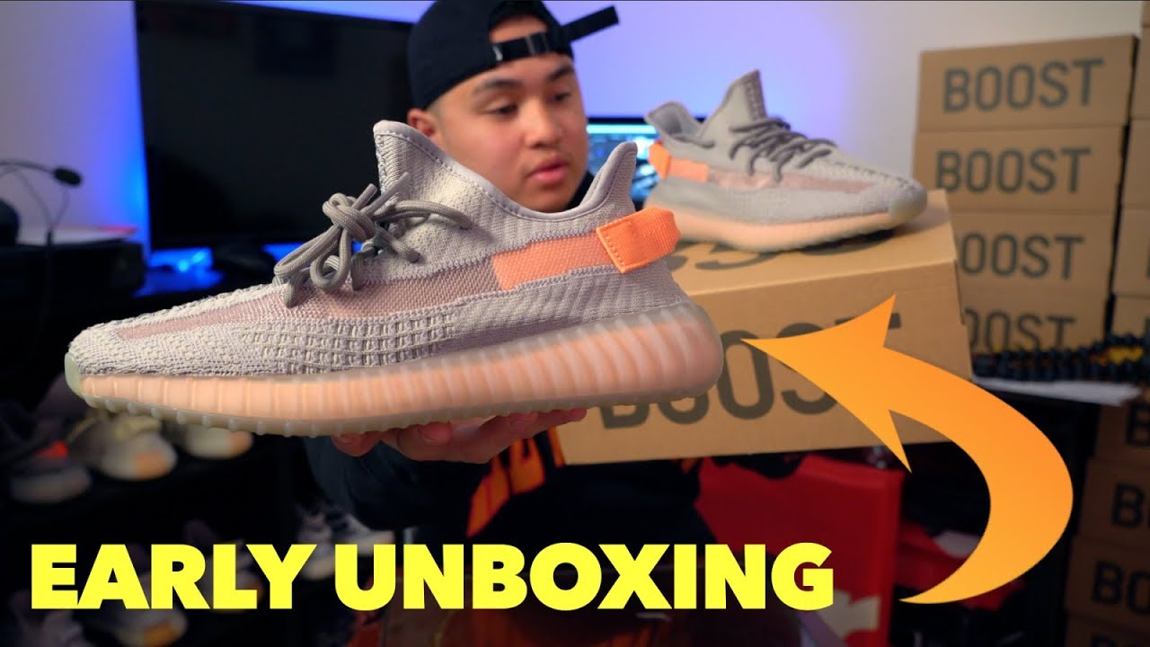 a0d86f134 EARLY LOOK! ADIDAS YEEZY 350 V2