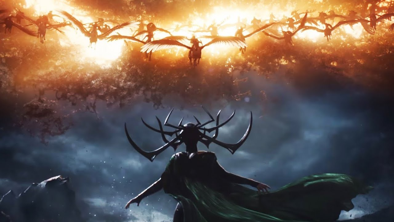 "Download Thor: Ragnarok (2017) - ""Massacre of the Valkyrie""   Movie Clip HD"