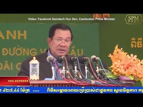 Hunsen lại bị gọi là 'con rối của Việt Nam'