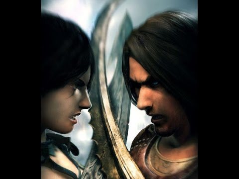 Prince of Persia Warrior within Game play: Defeating Shahdee & 1st Life Upgrade |