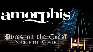 Amorphis - Pyres on the Coast  [Rocksmith Playthrough]