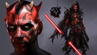10 Interesting Facts About DARTH MAUL