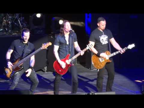 Alter Bridge - Open Your Eyes - Live - Leeds 2016