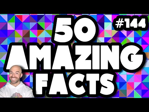 50 AMAZING Facts to Blow Your Mind! #144