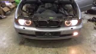 Запчасти б/у BMW 5-серия E39 525i M54b25 АКПП 1995-2000 | KuzovovNET(, 2017-02-05T11:24:10.000Z)