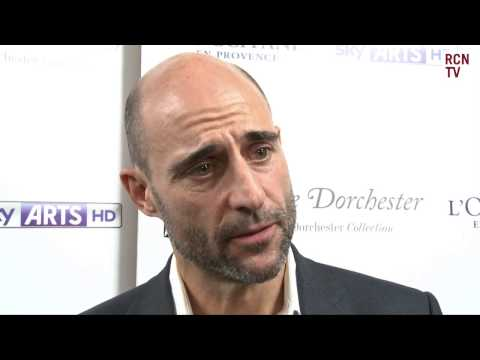 Mark Strong Interview - Before I Go To Sleep & Bond