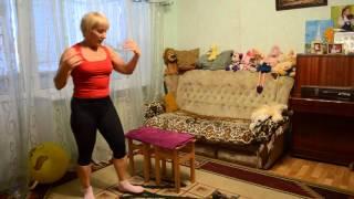 Комплекс упражнений для развития грудных мышц, с гантелями, в домашних условиях