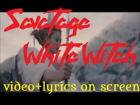Savatage - White Witch (video + lyrics on screen)