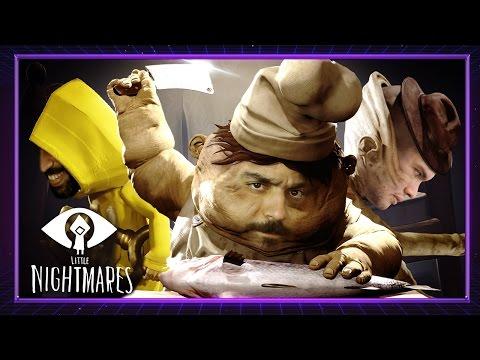 O Pesadelo do Feijão - Little Nightmares | ROBOVISION 2000