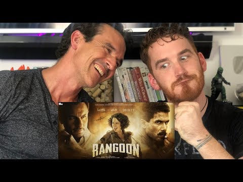 Rangoon Trailer REACTION - Kangana Ranaut, Shahid Kapoor, Saif Ali Khan Mp3