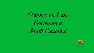 Lake Greenwood South Carolina