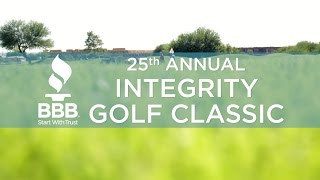 25th Annual BBB Integrity Golf Classic