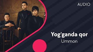 Ummon Guruhi Yog Ganda Qor Уммон гурухи Ёгганда кор Music Version