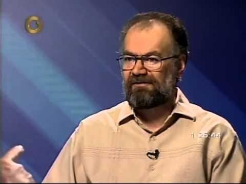 Eduardo Samán entrevistado por Vladimir Villegas en Globovisión