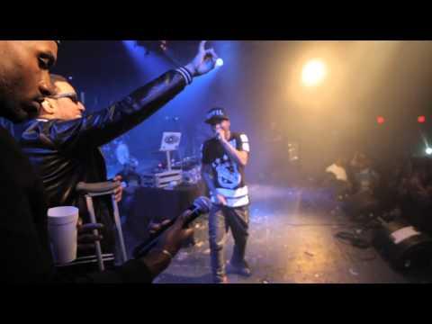Tory Lanez Brings Out Bun B & Kirko Bangz (On Crutches) In Houston Thumbnail image