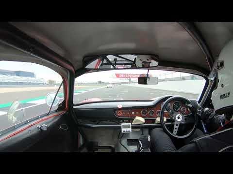 Silverstone Race