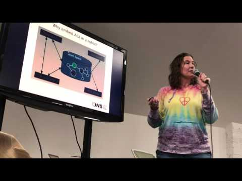 Designing an A.I. to Love: Consciousness Hacking -- Ben Goertzel & Julia Mossbridge