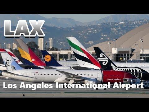 Los Angeies Airport(LAX)sppting 2017