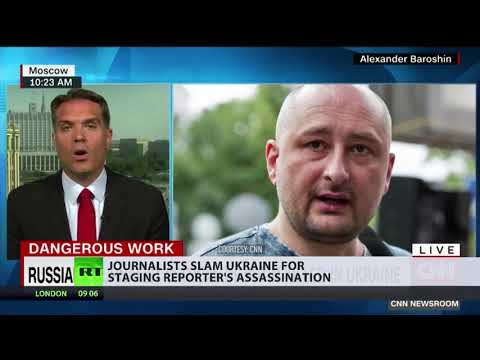 """John Wight: """"The timing is clear, suddenly we're getting these stories to discredit Russia"""""""