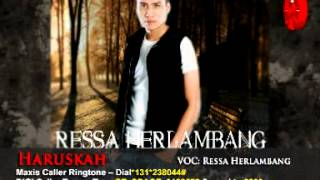 Ressa Herlambang - Haruskah [Official Music Video]