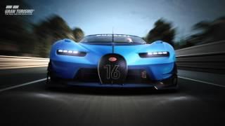 Bugatti Vision Gran Turismo Concept 2015 Videos
