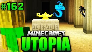 ICH finde DEN FLASCHENGEIST?! - Minecraft Utopia #162 [Deutsch/HD]