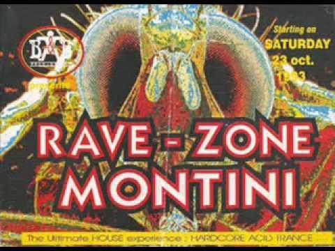 Montini Rave Zone @ 31-12-1994